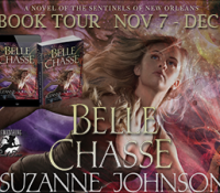 Review + Giveaway: Belle Chasse by Suzanne Johnson