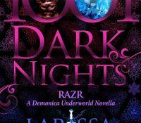 Review + Blog Tour: Razr by Larissa Ione