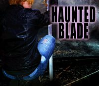 Book Spotlight + Excerpt: Haunted Blade by J.C. Daniels