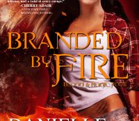 Sunday Snippet + Giveaway: Branded by Fire by Danielle Annett