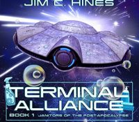 Listen Up! #Audiobook Review: Terminal Alliance by Jim C. Hines