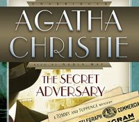 Listen Up! #Audiobook Review: The Secret Adversary by Agatha Christie