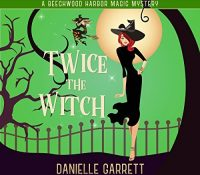 Listen Up! #Audiobook Review: Twice the Witch by Danielle Garrett