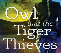 Review: Owl and the Tiger Thieves by Kristi Charish