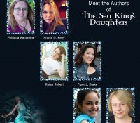 The Sea King's Daughters Spotlight: Piper J. Drake