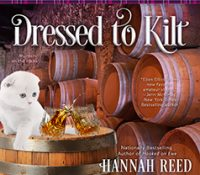 JIAM #Audiobook Review: Dressed to Kilt by Hannah Reed