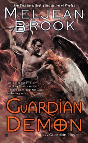 Book cover of Guardian Demon by Meljean Brook
