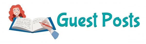 Blog header graphic saying Guest Posts