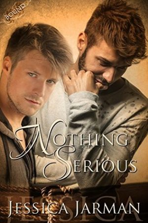 Book Cover of Nothing Serious by Jesica Jarman