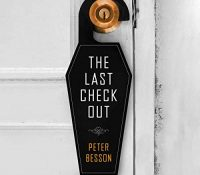 Listen Up! #Audiobook Review: The Last Checkout by Peter Besson