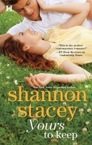 Book cover of Yours to Keep by Shannon Stacey