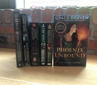 Book Spotlight: Phoenix Unbound + Romantic Fantasy Starter Kit Giveaway