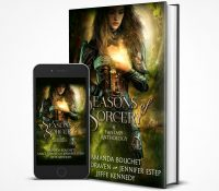 Cover Reveal: Seasons of Sorcery Anthology
