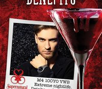 Book Spotlight + Giveaway: Vampire With Benefits by EJ Russell