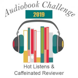 Audiobook Challenge logo