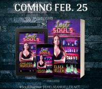 Sunday Snippet: Lost Souls by Chelsea Mueller