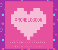 RomBlogCon: A Virtual Conference for Romance Bloggers