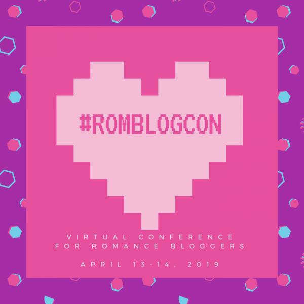 #RomBlogCon graphic