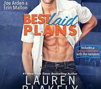 Listen Up! #Audiobook Review: Best Laid Plans by Lauren Blakely
