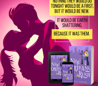 Release Day Review: New Orleans Rush by Kelly Siskind