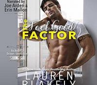 Listen Up! #Audiobook Review: The Feel Good Factor by Lauren Blakely
