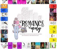 Romanceopoly with Jennifer: July Update