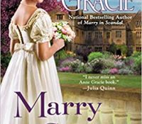 Quickie Review: Marry in Secret by Anne Gracie