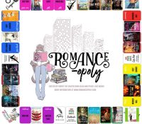 Romanceopoly with Jennifer: August Update