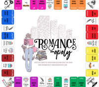 Romanceopoly with Jennifer: October Update