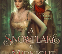 Sunday Snippet: A Snowflake at Midnight by Anne Renwick