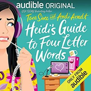 audiobook cover of Heidi's Guide to Four Letter Words