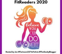 #FitReaders Check-In: November 13, 2020
