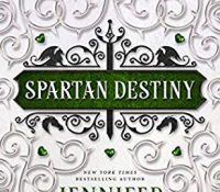 Sunday Snippet: Spartan Destiny by Jennifer Estep