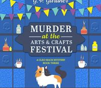 Listen Up! #Audiobook Review: Murder at the Arts and Crafts Festival by G.P. Gardner