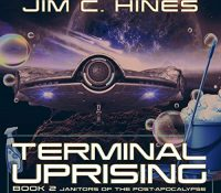 Listen Up! #Audiobook Review: Terminal Uprising by Jim C. Hines