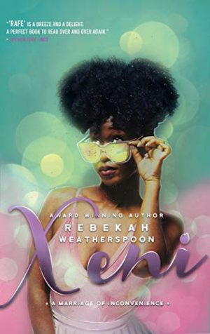 Book cover of Xeni by Rebekah Weatherspoon