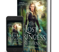 Book Spotlight: The Lost Princess Returns by Jeffe Kennedy