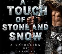 Sunday Snippet: A Touch of Stone and Snow by Milla Vane