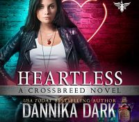 Listen Up! #Audiobook Review: Heartless by Dannika Dark