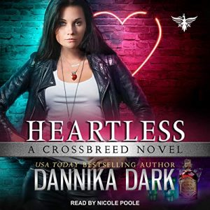 Heartless audiobook cover