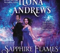 Listen Up! #Audiobook Review: Sapphire Flames by Ilona Andrews
