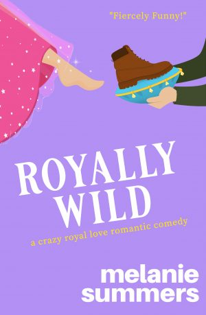 Book cover of Royally Wild by Melanie Summers