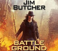 Listen Up! #Audiobook DNF Review: Battle Ground by Jim Butcher