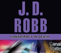 Listen Up! #Audiobook Review: Conspiracy in Death by J.D. Robb