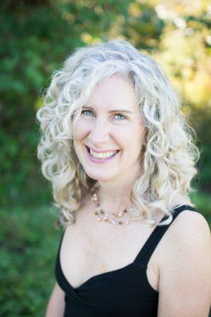 Photo of author Sharon Lynn Fisher