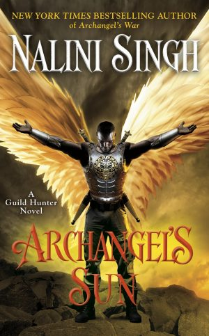 Book Cover of Archangel's Sun by Nalini Singh