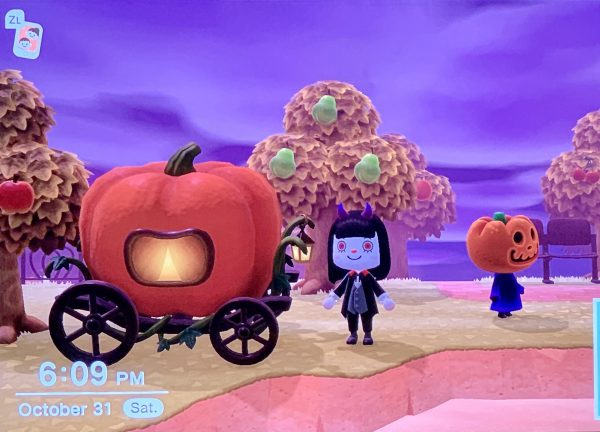 screen shot of the game Animal Crossing New Horizons