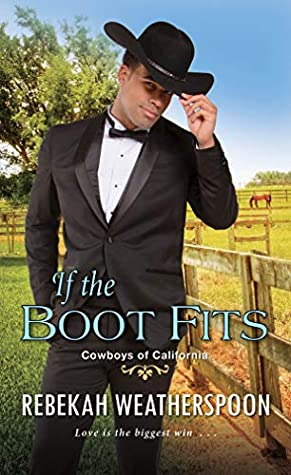 Book Cover of If the Boot Fits by Rebekah Weatherspoon