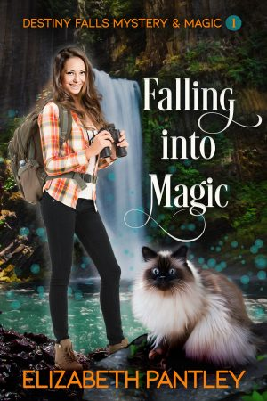 Book Cover of Falling into Magic by Elizabeth Pantley