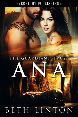 Book Cover: The Guardians' Trust: Ana by Beth Linton